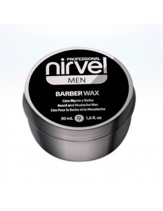 Cera de fijación Barba Nirvel 50 ml.