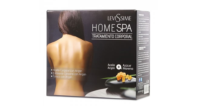 Pack regalo Home Spa Corporal LeviSsime