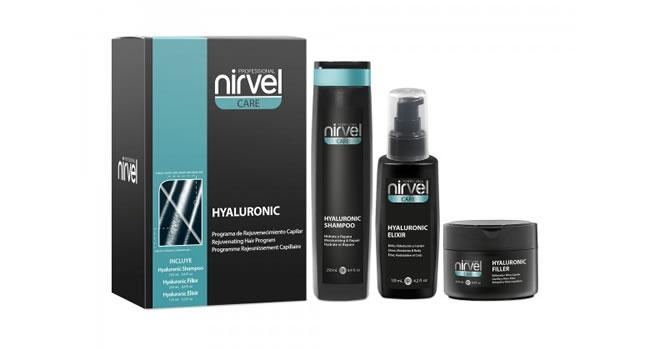 Pack de regalo Hyaluronic de Nirvel
