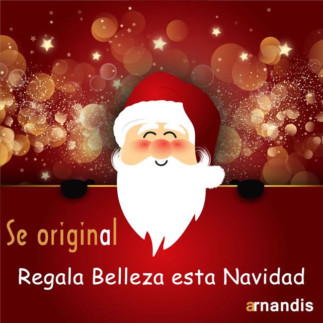 Se original y Regala Belleza esta Navidad