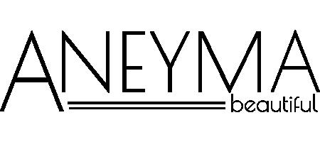 Logotipo Aneyma, marca de artículos de manicura