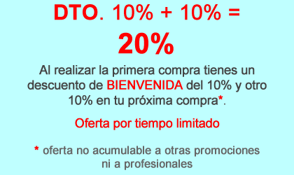Venta online de Nirvel, Dermoder, Turbantes oncológicos, Levissime, PfC cosmetics, Laboratorios Valquer, Bienvenida a Arnandis con un 10% de Dto.