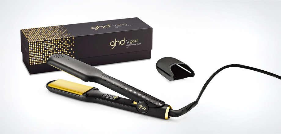Plancha de pelo GHD V Gold max Styler