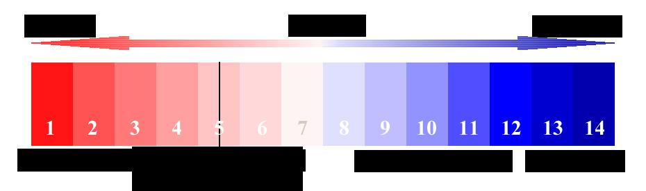 pH del manto ácido protector de la piel humana