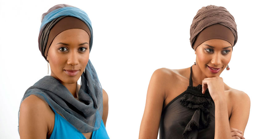 La estética del turbante oncológico