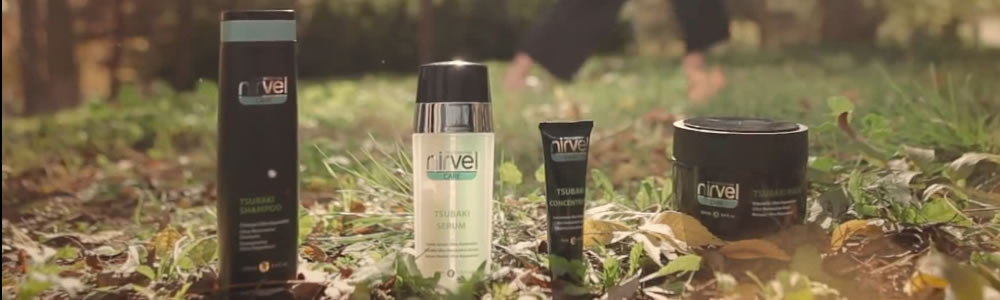 Tsubaki de Nirvel, suaviza, nutre, hidrata y repara las puntas del cabello