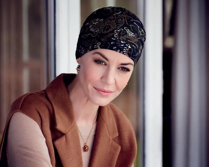 Turbante quimioterapia Mantra en color 506