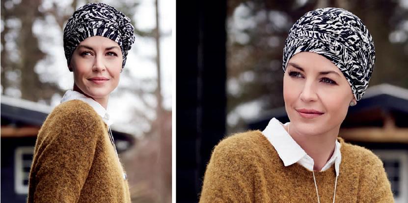 Nuevos estampados de Christine Headwear para la temporada de Otoño Invierno de 2017 / 2018