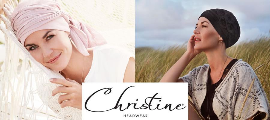 Pañuelos oncológicos Christine Headwear