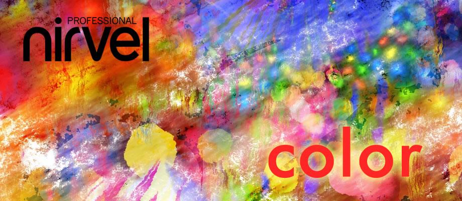 Nirvel color, colorimetría para el cabello