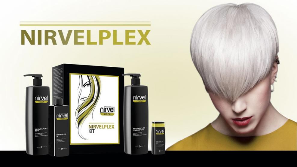 Program protector del cabello Nirvelplex