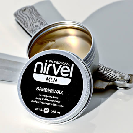 Cera de fijación Barber Wax, Nirvel Men