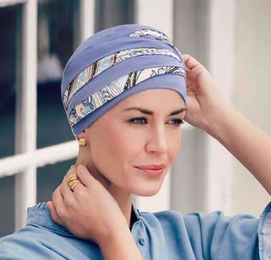 Turbante oncológico Shanti estampado 537